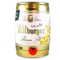 Fût 5L Bitburger Premium Pils