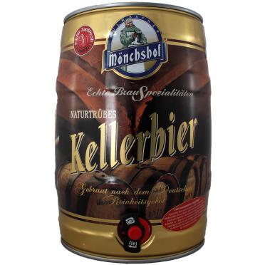 Fut 5 litres Kellerbier