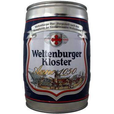 Fut 5 litresWeltenburger Kloster Anno 1050