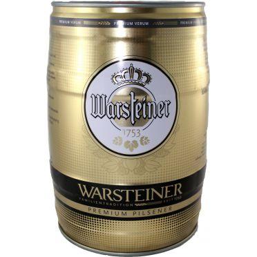 Fût 5L Warsteiner