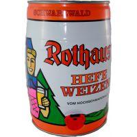 Fût 5L Rothaus Hefe Weizen