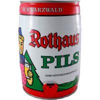 Fût 5L Rothaus Pils