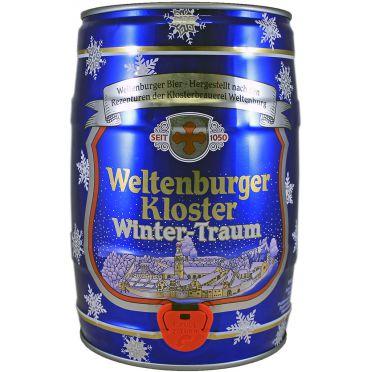 Fut 5 litres Weltenburger Kloster Winter Traum