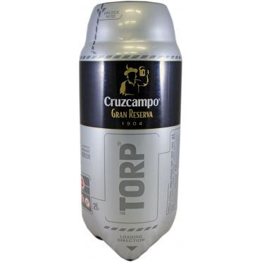 Fût 2L The Torp Cruzcampo