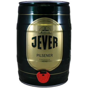 Fut 5 litres Jever