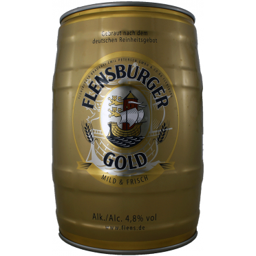 Fut 5 flensburger GOLD