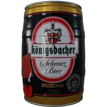 Fut 5L Konigsbacher Schwartz
