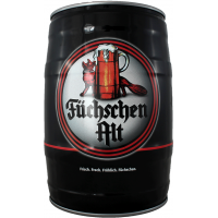 Fut 5L Fuchschen Alt Beer