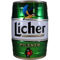 Fût 5L Licher pilsner