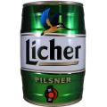 Fut 5L Licher pils 0