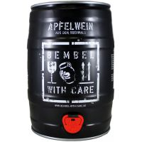 Fut 5L Cidre - ApfelWein Bembel With Care