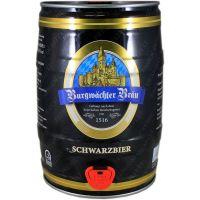 Fût 5L Burgwächter Bräu Schwarzbier