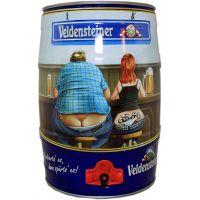 Fut 5L Veldensteiner Pils - Edition spéciale