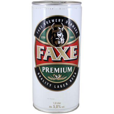 Canette Faxe Premium 100cl