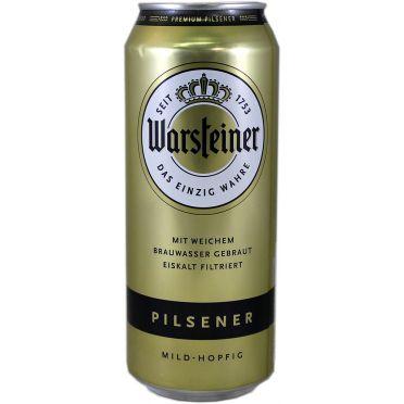 Canette warsteiner 50cl
