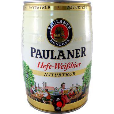 Paulaner Hefe Weissbier