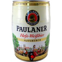 Fût 5L Paulaner Hefe Weissbier