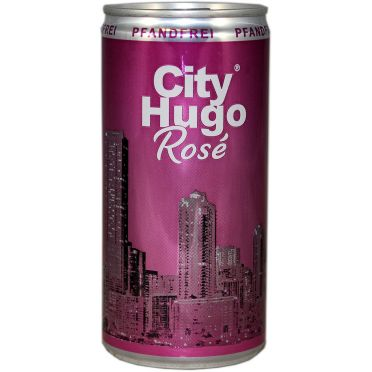 City hugo rosé pack