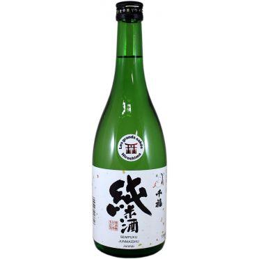 Saké Japonais - Sempuku Junmaishu 15,5° 72cl